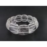 Quartz Bracelet Two Hole 22mm Wide