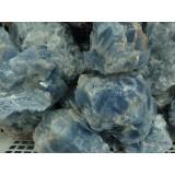 Rough Rock - Calcite Blue 50mmx 80mm- Price per KG