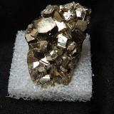 Pyrite Cluster - Peruvian - 5cm x 3cm