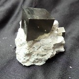 Pyrite in Matrix - 5cm x 6cm