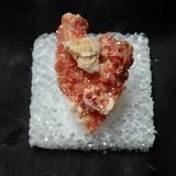 Vanadinite - from Morocco -  2cm x 3cm
