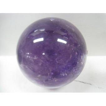 Sphere in Amethyst 70mm