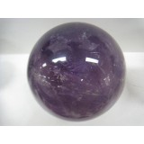 Sphere in Amethyst 90mm