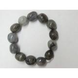 Labrodorite Tumble Stone Bracelet 14mm