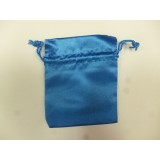 Satin Pouch – Blue  -  120mm x 140mm – Pack of 50