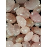 Rose Quartz Galei $25 for 500g Madagascar