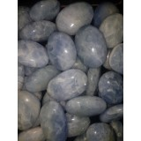 Blue Calcite Galei $25 for 500g Madagascar