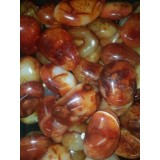 Carnelian Galei $25 for 500g Madagascar
