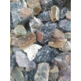 Rough Rock - Flourite Rainbow A - Price per 500g