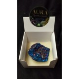 Aura Quartz box - Blue - 5cm