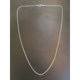 Chain - SIlver Metal 18in