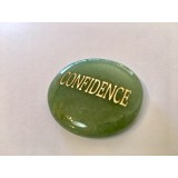 Aventurine Namestone CONFIDENCE - 40-50mm
