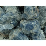 Rough Rock - Calcite Blue 50mm - Price per KG