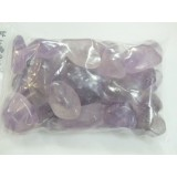 500g Bag of Amethyst Tumbled stones