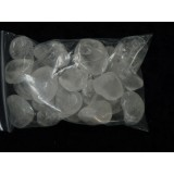 500g Bag of Quartz Tumbled stones
