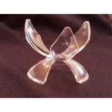 Display Stand - Plastic Tulip - 65mmW x 55mmH