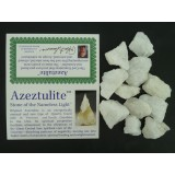 Azeztulite (Each stone comes with certificate) 20x25mm