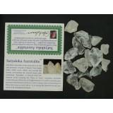 Satyaloka Azeztulite (Each stone with certificate) 15x20mm