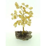 Citrine - Gemstone Tree - 150mmH