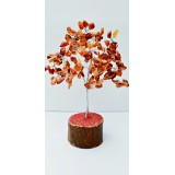 Carnelian - Gemstone Tree - 165mmHx100mmW