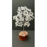 Clear Quartz - Gemstone Tree - 180mmHx75mmW