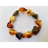 Baltic Amber Large Bracelet