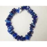 Lapis Lazuli Large Chip Bracelet