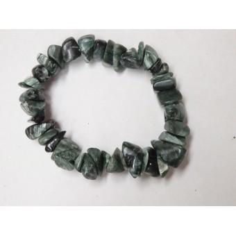 Serephanite Large Chip Bracelet