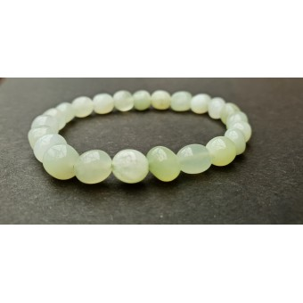 New Jade Nugget Bracelet - 8mm