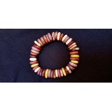 Mookite Slice Bracelet 14mm
