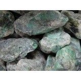 Rough Rock - Emerald - Price per 200g